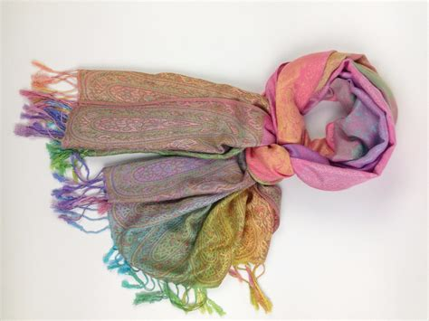 Pashmina Lv 2 By Ratu Scarf 3colors new fashion solid jacquard scarves wraps for shawls pashmina scarf in scarves