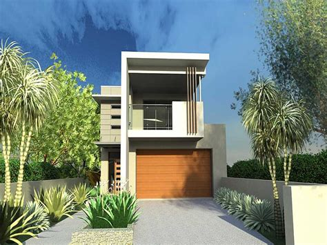 house plans for narrow lots with front garage narrow lot house plans with front garage lot narrow plan
