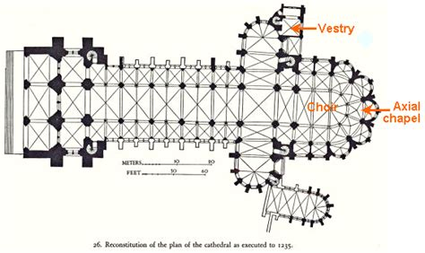 reims cathedral floor plan 100 floor plan of cathedral new york architecture