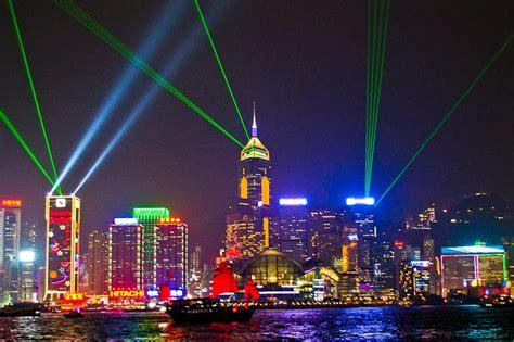 hong kong light photo of the week hong kong s a symphony of lights