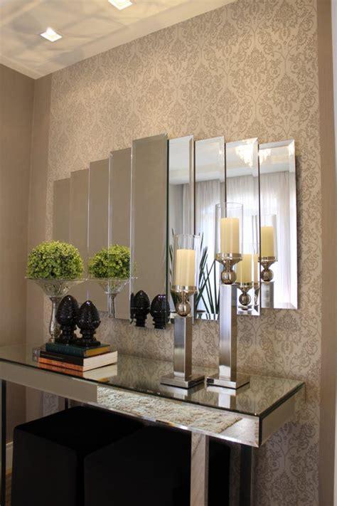decorar recibidor pequeño oscuro espejos para entrada cortesa martnez u sordo espejos