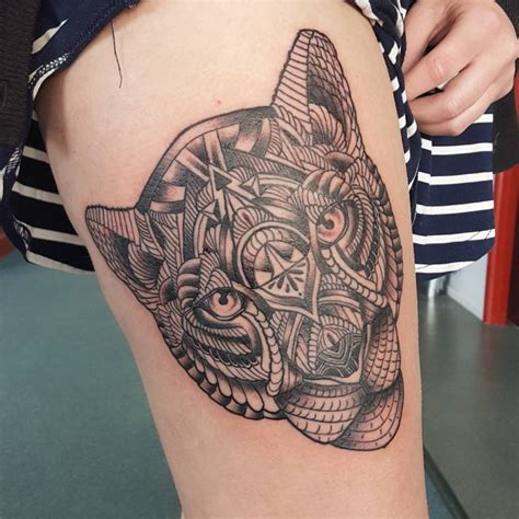 girl tattoos on thigh 115 best thigh tattoos ideas for designs