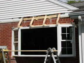 Bow Window Roof Framing Bay Window Bay Window Roofs