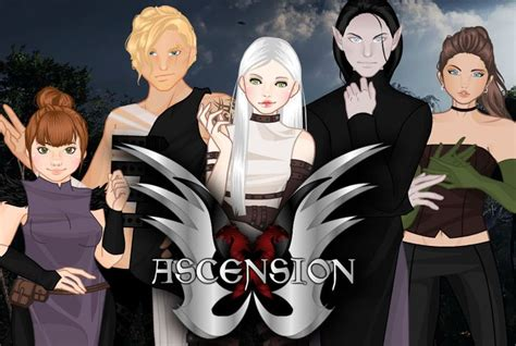 ascension couple creator human by rinmaru on deviantart my new obsession