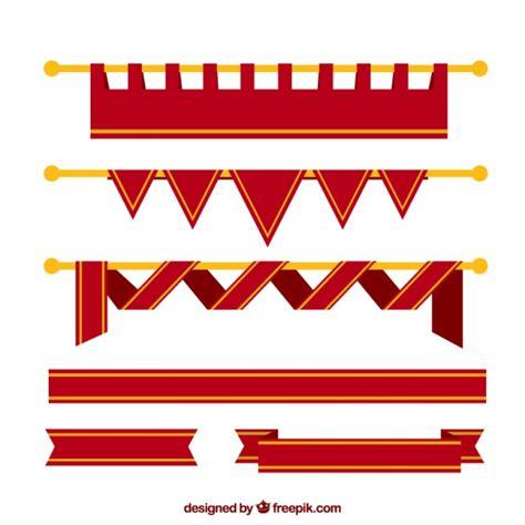 cintas decorativas cintas decorativas de navidad descargar vectores gratis