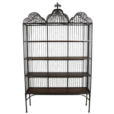 etagere 6 cases metal etagere bookcase at 1stdibs