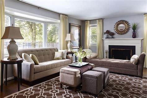 What S Your Design Style Is It Transitional Transitional Living Room Design