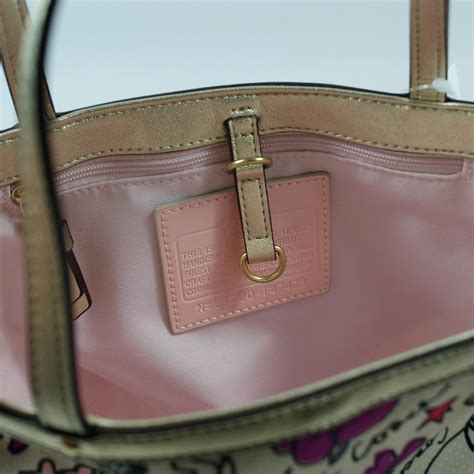 Coach Fragrance Print Top Handle Pouch by Coach Kyra Print Top Handle Small Tote Pouch 47473