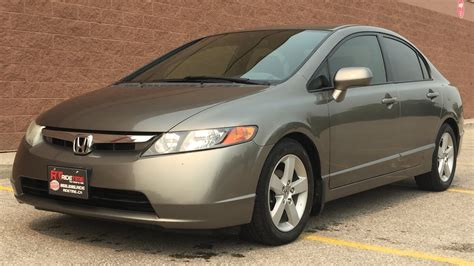 2006 honda civic lx sedan manual alloy wheels amazing