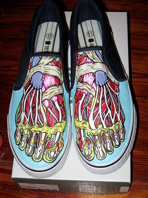 diy shoe painting 12 gorgeous painted shoe sneaker ideas diy to make