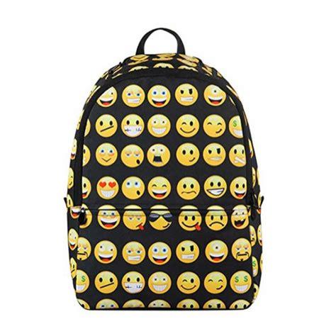 hynes eagle emoji backpack cool school backpack