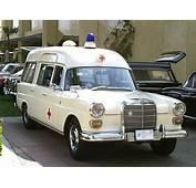 RW03C  Mercedes Benz Binz Ambulance