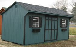 10x18 Shed by Alan S Factory Outlet Of Storage Sheds Garages And