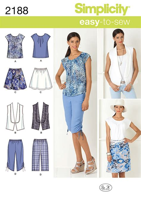 pattern sewing simplicity simplicity patterns bing images