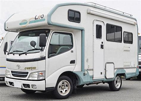 series toyota camroad zill toyota camroad motorhomes