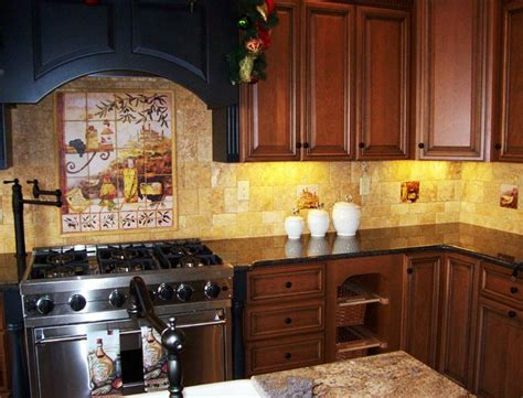 Decorating Ideas For Kitchen On A Budget Tuscan Kitchen Design On A Budget Decorating