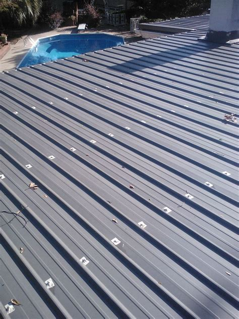 metal roof cost metal roof mobile home