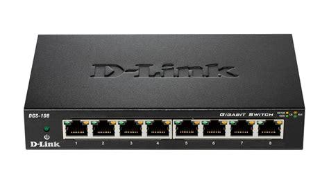Switch Hub D Link 8 Port dgs 108 8 port gigabit unmanaged desktop switch d link uk