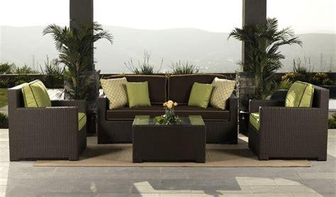 target wicker patio furniture best wicker patio