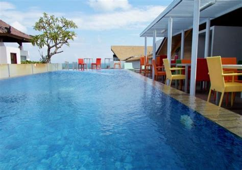 western kuta beach hotel bali   review