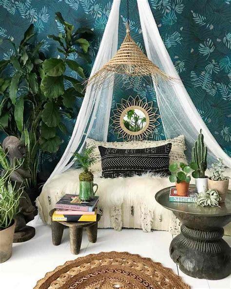 Boho Gypsy Home Decor by D 233 Co Boh 232 Me 10 Id 233 Es Comment L Int 233 Grer Dans Son