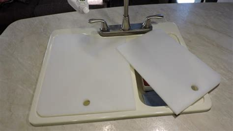 Rv Kitchen Sink Covers by Revisiting The Sink Cover Jayco Rv Owners Forum