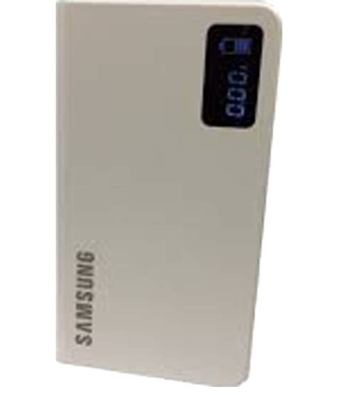 Power Bank Samsung 2 samsung 20000mah 2 usb port with digital screen power bank power banks at low prices
