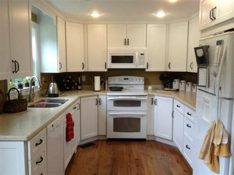 recessed lighting white kitchen www pixshark com
