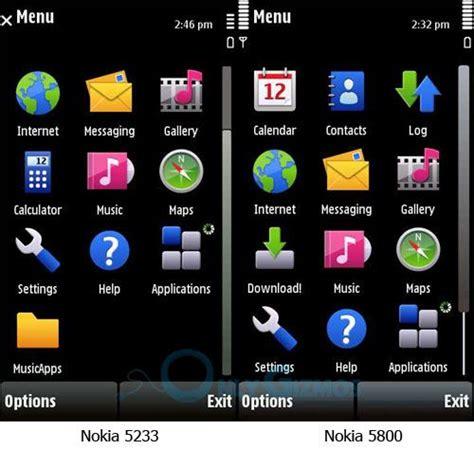 nokia 5233 white themes free download free applications for nokia 5233 nokia 5233 white themes