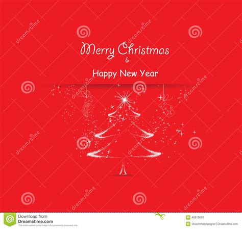 new year background card merry and happy new year greeting card stock
