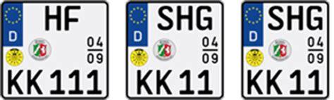 125er Motorrad Kennzeichen by Schilder K 246 Rber Kirchlengern Kfz Kennzeichen