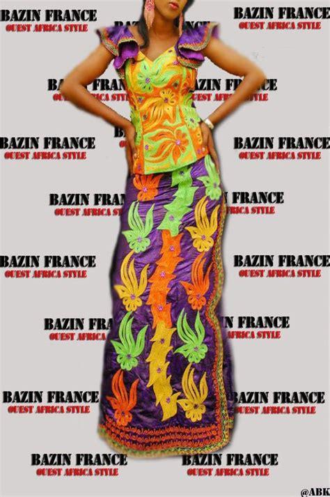 Modele De Bazin Pour Fille modele robe bazin pour fille des v 234 tements