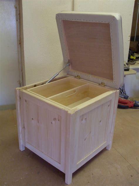 Handmade Sewing Box - handmade sewing box knitting box stool ebay