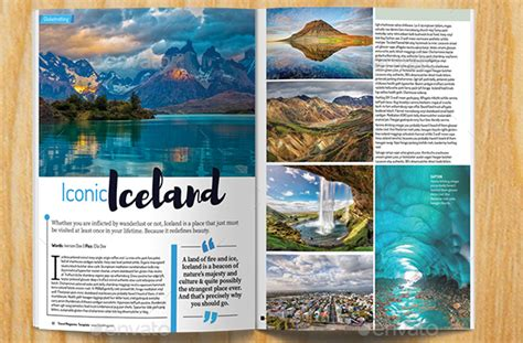 magazine layout excel download magazine template layout magazine layout template