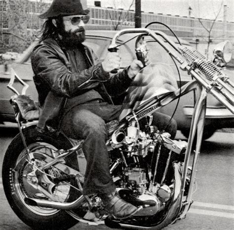 late roundup donald get to the chopper tsy friday fade the late 1970 s badass biker