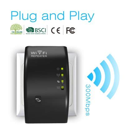 Wavlink N300 Wireless Repeater wavlink n300 wifi extender 300mbps wifi wlan range