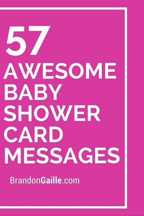 Baby Shower Greeting Card Wording by 59 Awesome Baby Shower Card Messages Cards