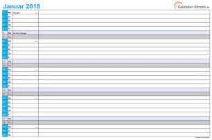 Kalender 2018 A5 Zum Ausdrucken Excel Kalender 2018 Kostenlos