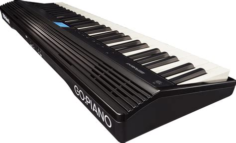 Piano Digital Roland roland go piano digital piano go 61p