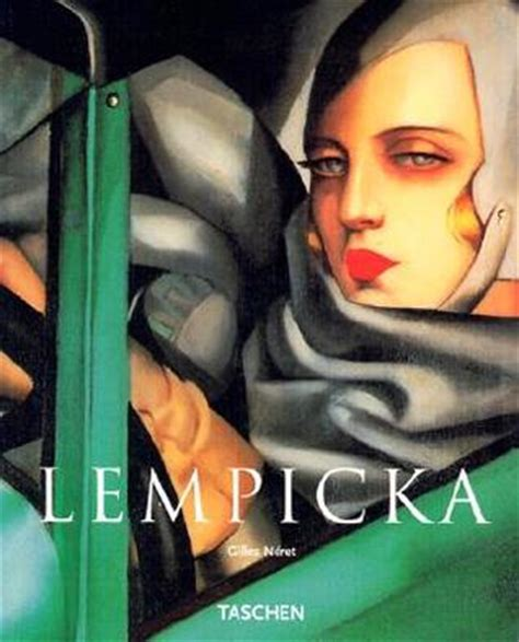 libro lempicka taschen basic art tamara de lempicka 1898 1980 by gilles n 233 ret reviews discussion bookclubs lists