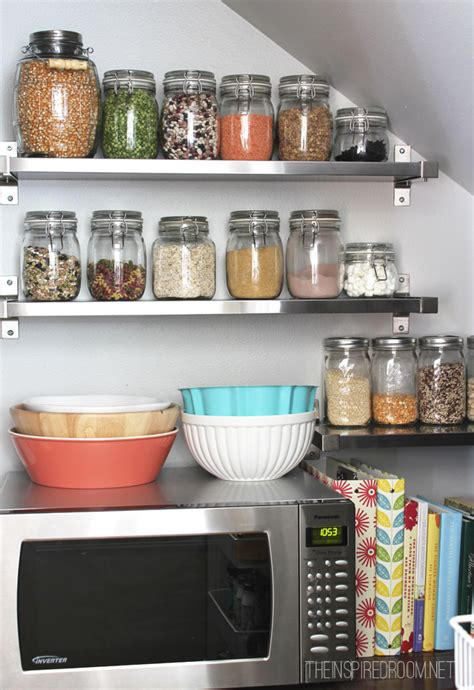 Sprucing Up Kitchen Cabinets Hellomagz Diy Ten Tips For Organizing Your Kitchen Pantry