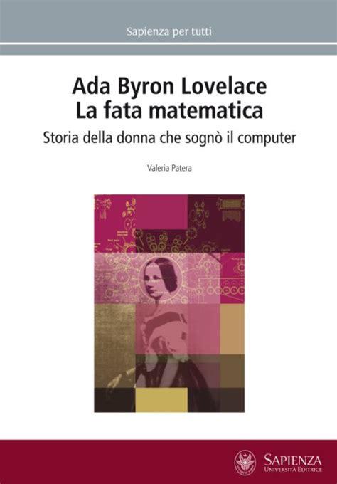 libro ada lovelace little people numeri e stelle il corpo la voce di ada byron lovelace art a part of cult ure