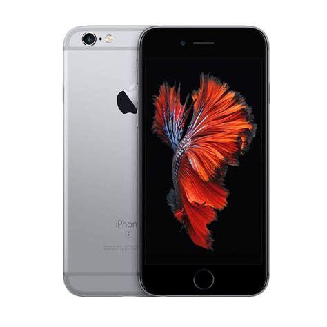 2018 Diskon Iphone 6 16gb Grey Garansi apple iphone 6s plus 16gb smartphone grey spesifikasi
