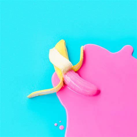 wallpaper pink banana embracing color enlight leak