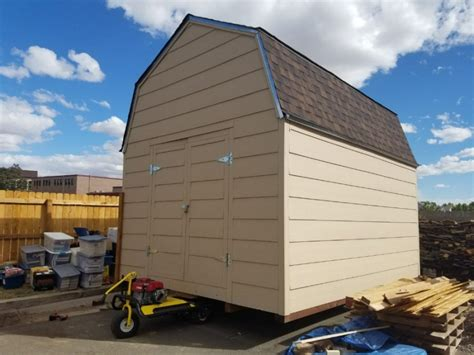 Sheds Moved by Gallery Colorado Shed Movers
