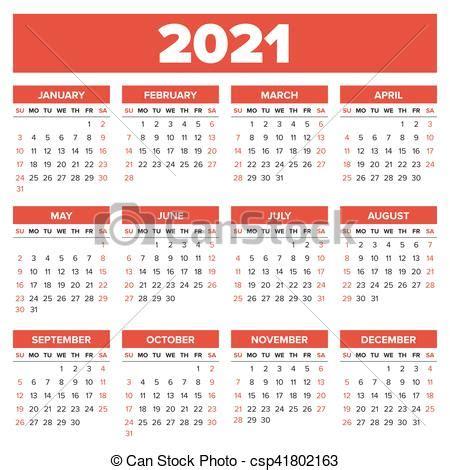 enkel kalender  ar uge enkel starter sondag pa kalender  ar