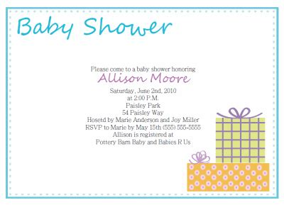 Email Baby Shower Invitations Template Best Template Collection Baby Shower Invite Template For Email