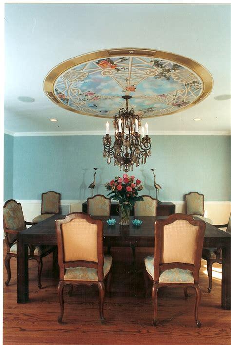 Dining Room Ceiling Murals Bonnie Siracusa Murals