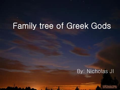 the of big god and one family s search for the american books family tree of gods