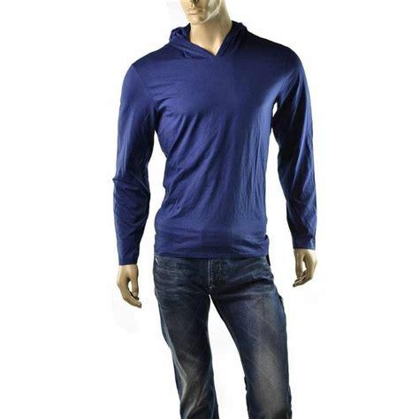 Armani Exchange Mens T Shirt Size S armani exchange hoodie t shirt mens a x new lightweight size l shirts blue